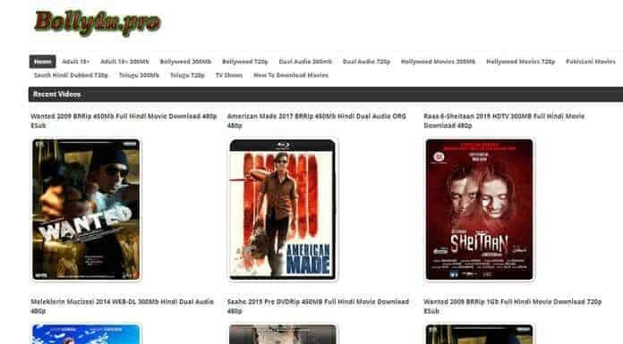 Bolly4U Movies Download Hindi